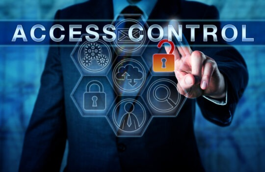 تصویر سیستم های اکسس کنترل